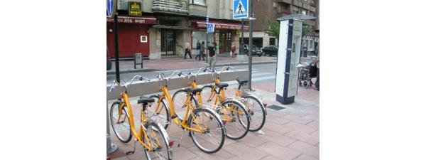 Sistemas de préstamo de bicicletas, eficiencia y gestión