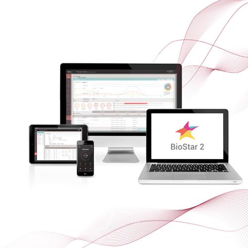 Software control de acceso y presencia