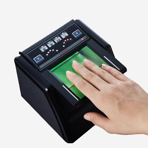 escáner biométrico realscan-g10