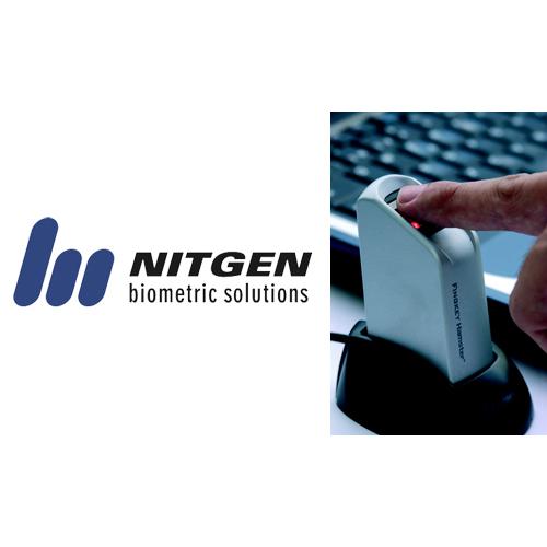 Huella digital Hamster Nitgen