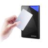 Terminal RFID Suprema Xpass Slim es un lector multi ISO