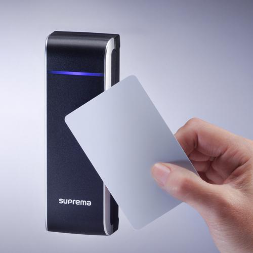 Suprema terminal Xpass RFID