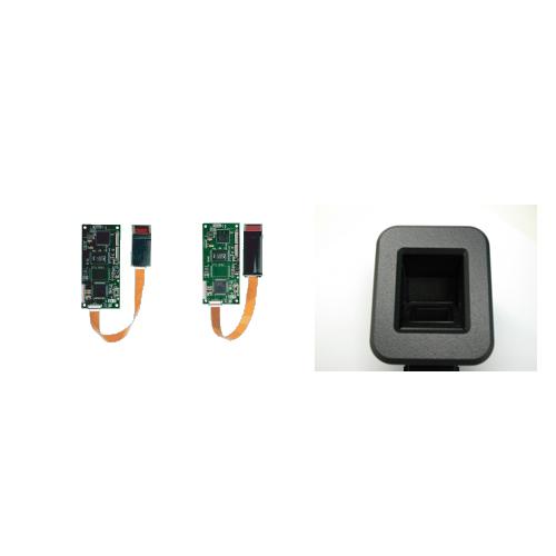 Module d'empreinte digitale biométrique pour la protection des véhicules