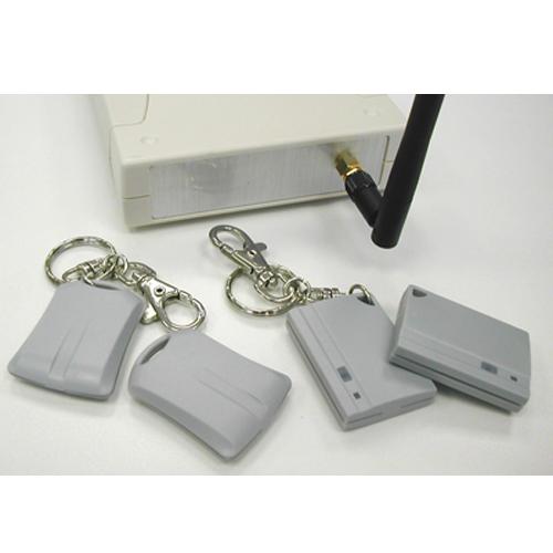 Sistema de localización de personal hospitalario mediante RFID activa