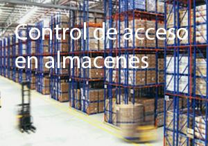 Controlo de acesso em armazéns