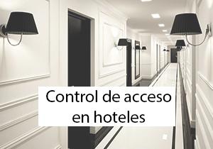 Control de acceso en hoteles