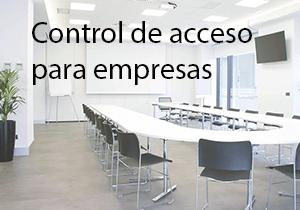 Control de acceso para empresas