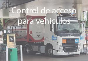 Control de acceso para vehículos