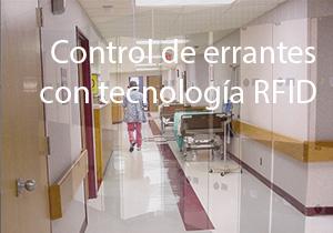 Control de errantes con tecnología RFID