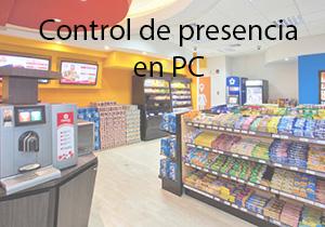 Anwesenheitskontrolle auf dem PC