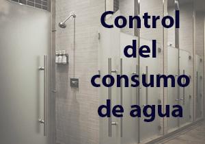 Control del consumo de agua