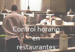 Control horario en restaurantes