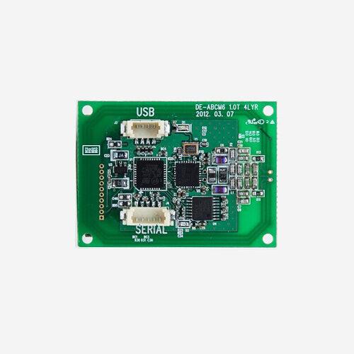 Duali DE-ABCM6 - Lector RFID NFC para integración