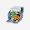 Impresora de tarjetas por retransferencia DNP CX-D80_inside