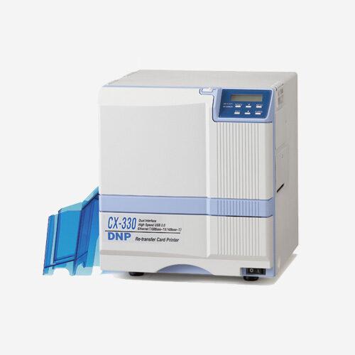 Impresora de tarjetas por retransferencia DNP CX330