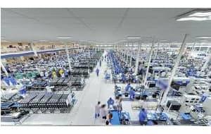 Instalaciones realizadas gestión de tiempos en plantas de produccion
