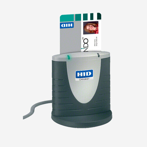 Lector de DNI y tarjetas inteligentes Omnikey 3121 USB