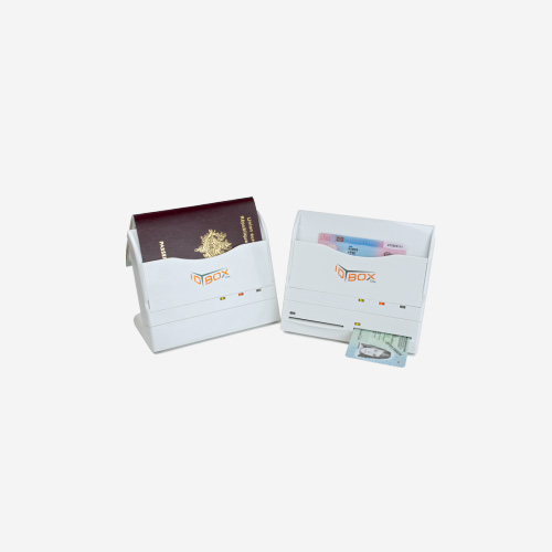 Lector de pasaportes Elyctis ID Box One