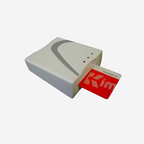 Lector de tarjetas chip microprocesadas y DNIe Kimaldi SC6000