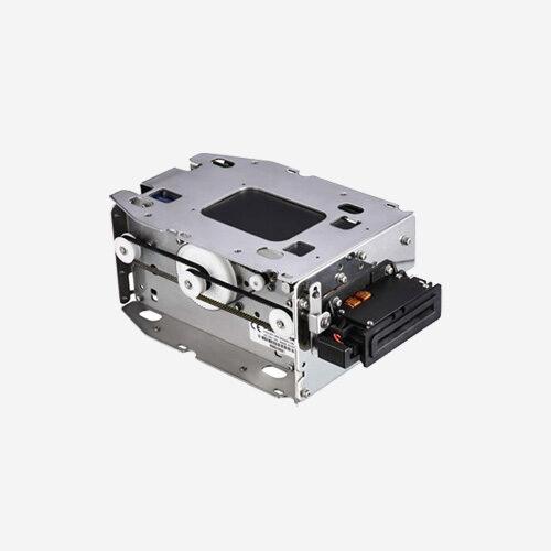 Lector/Gravador motorizado de cartões CRT-350