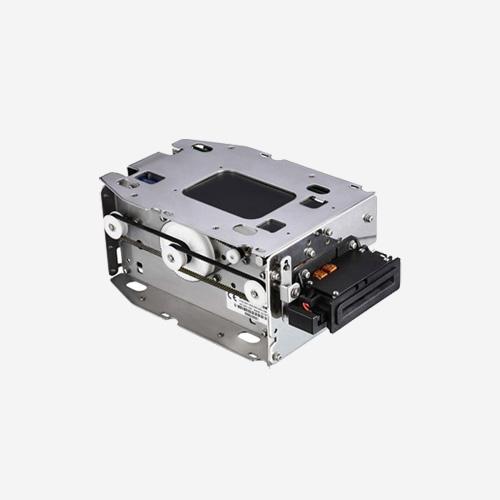 Lector/Grabador motorizado de tarjetas CRT-350