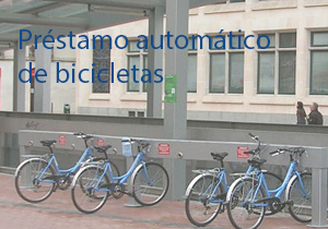 Préstamo automático de bicicletas