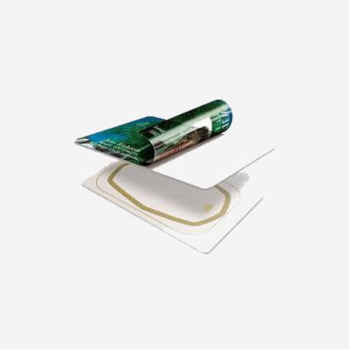 Tarjeta de proximidad 13,56 MHz ISO 14443A