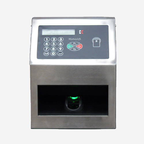 Terminal de biometria vascular