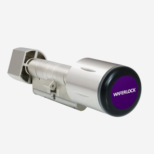 Cerradura digital RFID de cilindro Waferlock C700