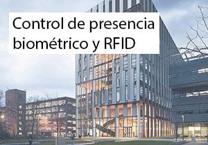 RFID und biometrische Anwesenheitskontrolle