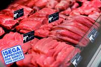 Porta precios y etiquetaje en charcuterías y carnicerías