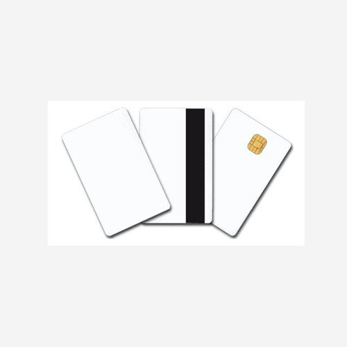 tarjetas plasticas de banda magnética y chip