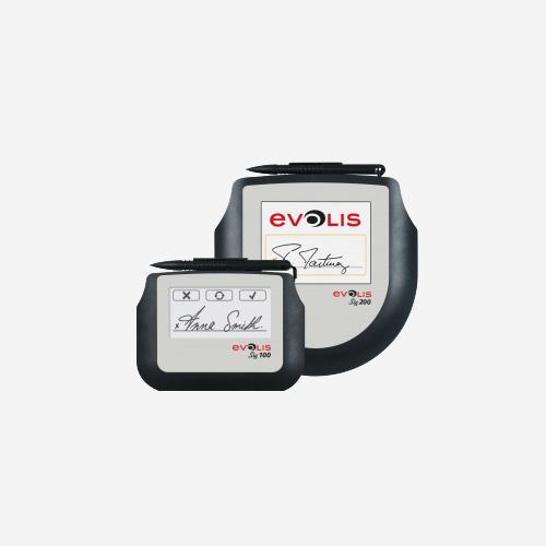 Evolis - Tabletas de firma electrónica