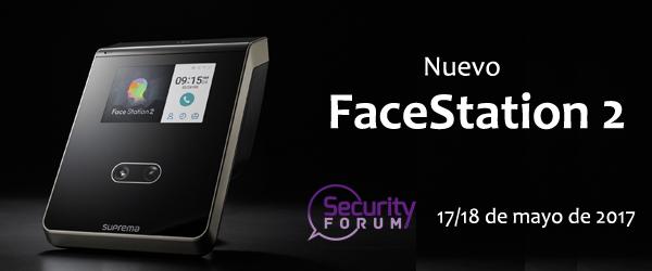 Kimaldi presentará el nuevo terminal FaceStation 2 de Suprema en Security Forum 2017