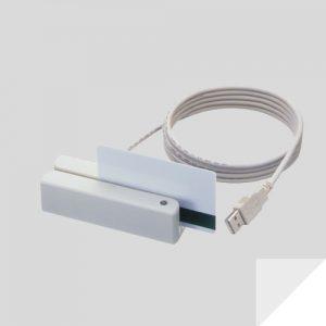 lectores banda magnética USB para TPV