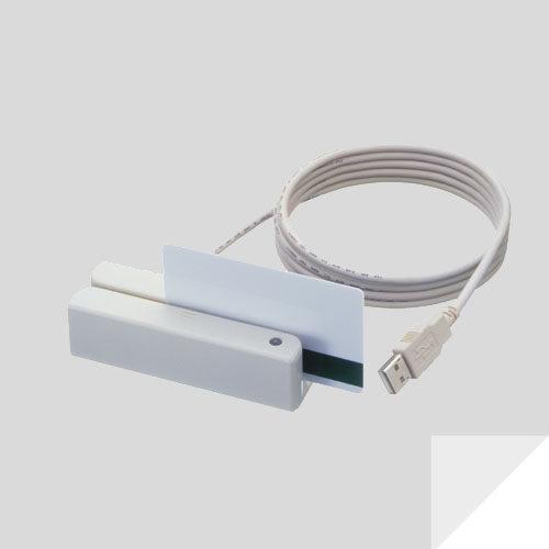 Desktop USB magnetic strip readers for POS