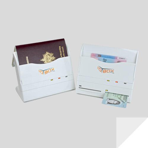Lectores de tarjeta ciudadana RFID y pasaporte electrónico