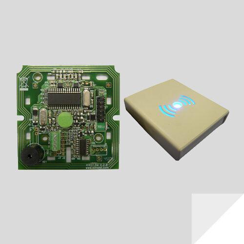 Lecteurs/enregistreurs RFID HF pour l'intégration et le contrôle d'accès