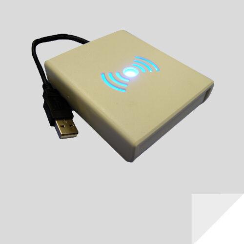 Leitores RFID LF para quiosques e aplicações de ponto de venda