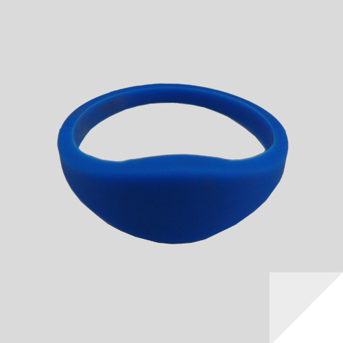 RFID Wristbands and key rings of 125kHz