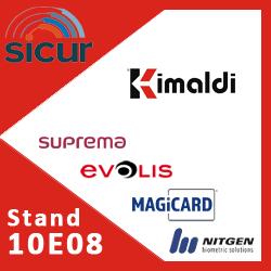 Kimaldi asistirá a la próxima edición de Sicur 2018