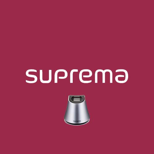 Suprema - Biométricos de secretária