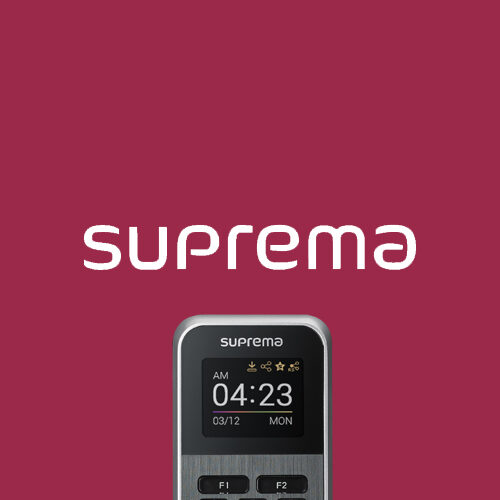 Suprema Access Control and Time&Attendance