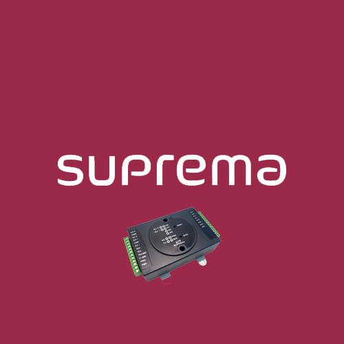 Suprema accessories