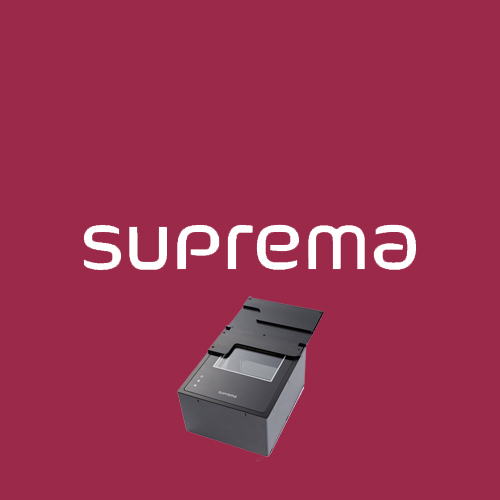 Suprema - Leitores de documentos