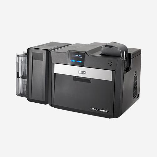 Fargo HDP6600 impresora de tarjetas
