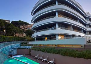 Proyecto Suprema control acceso y horario hotel Alàbriga