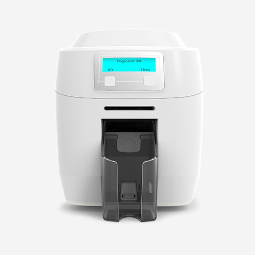 Magicard 300-card printer