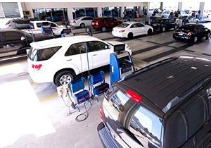 Lectores biométricos en la inspección de vehículos