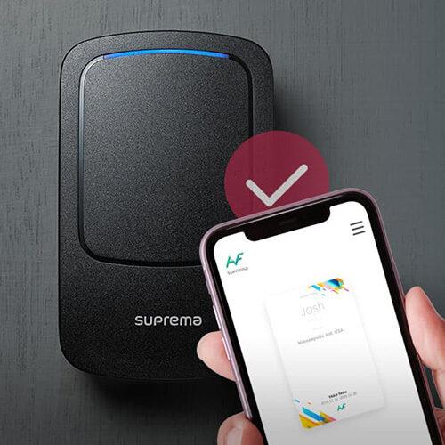 Suprema Mobile Access
